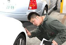 仕入れ前の車両確認と40項目チェック