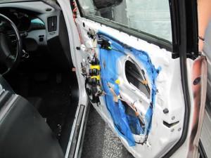 事故車両1